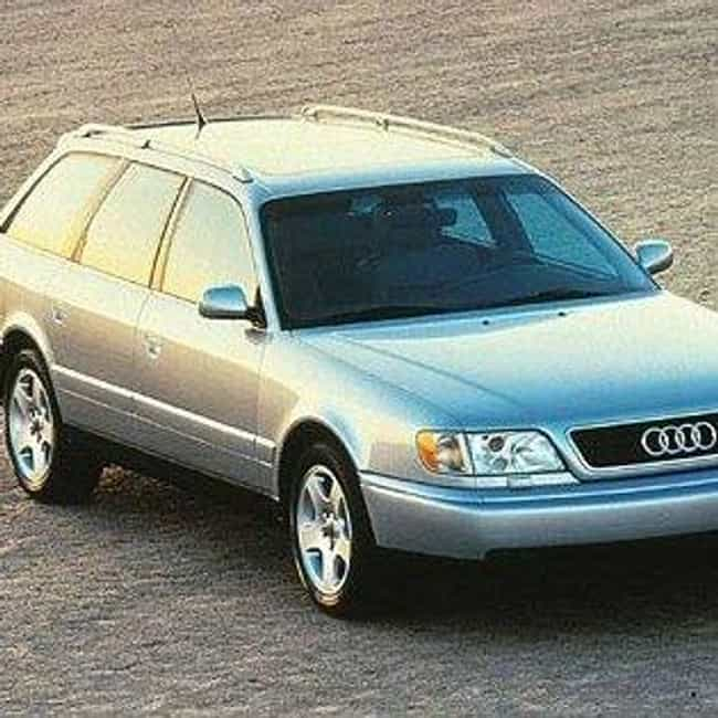 1998 Audi A6 Sedan is listed (or ranked) 3 on the list List of All Cars Made in 1998
