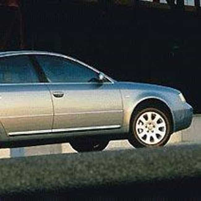 1999 Audi A6 Sedan is listed (or ranked) 4 on the list List of All Cars Made in 1999