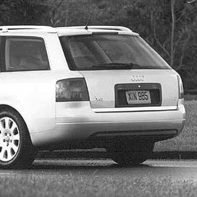 1999 Audi A6 Station Wag... is listed (or ranked) 6 on the list List of All Cars Made in 1999