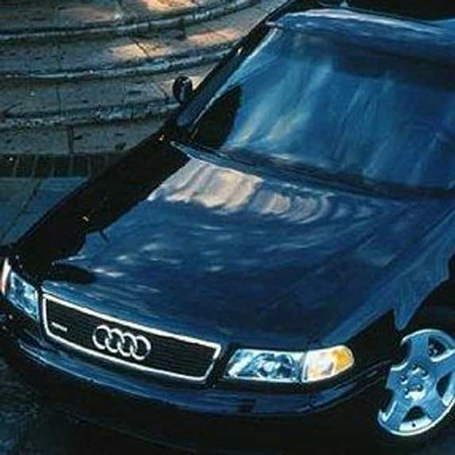 1999 Audi A8 Sedan Quatt... is listed (or ranked) 8 on the list List of All Cars Made in 1999