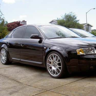 2001 Audi A6 Sedan is listed (or ranked) 5 on the list List of All Cars Made in 2001