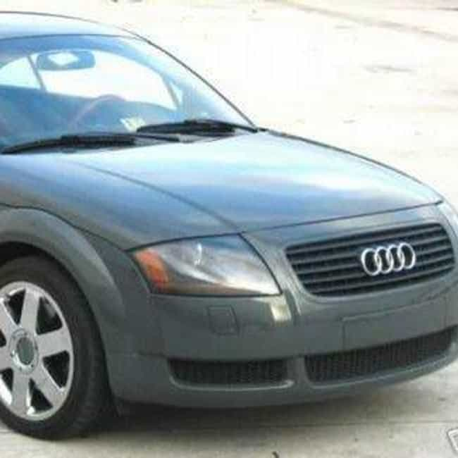 2000 Audi TT Coupé... is listed (or ranked) 2 on the list The Best Audi TTs of All Time