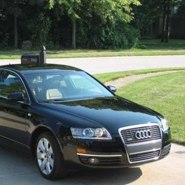 2002 Audi A4 Sedan is listed (or ranked) 2 on the list List of All Cars Made in 2002