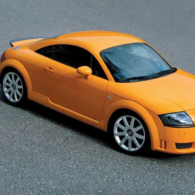 All Audi TT Cars List Of Popular Audi TTs With Pictures Page - 2002 audi tt