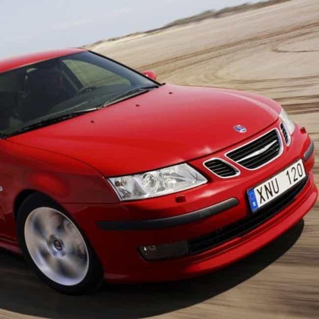 2007 Saab 9-3 Sport Sedan is listed (or ranked) 1 on the list The Best Saab 9-3s of All Time