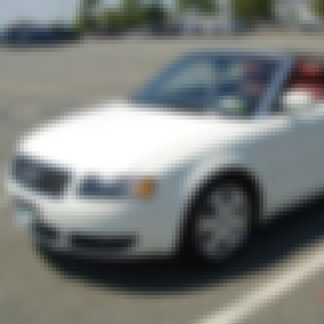 2004 Audi A4 Convertible Quatt... is listed (or ranked) 4 on the list List of All Cars Made in 2004