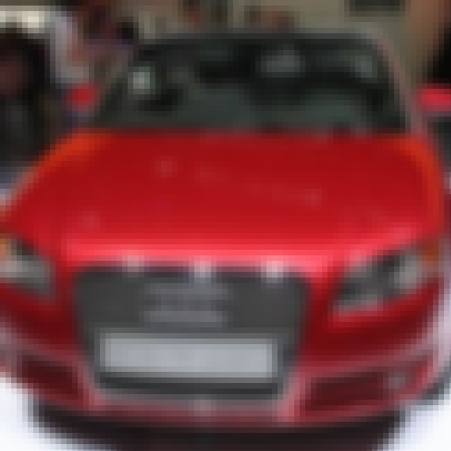 2005 Audi A4 Convertible Quatt... is listed (or ranked) 4 on the list List of All Cars Made in 2005