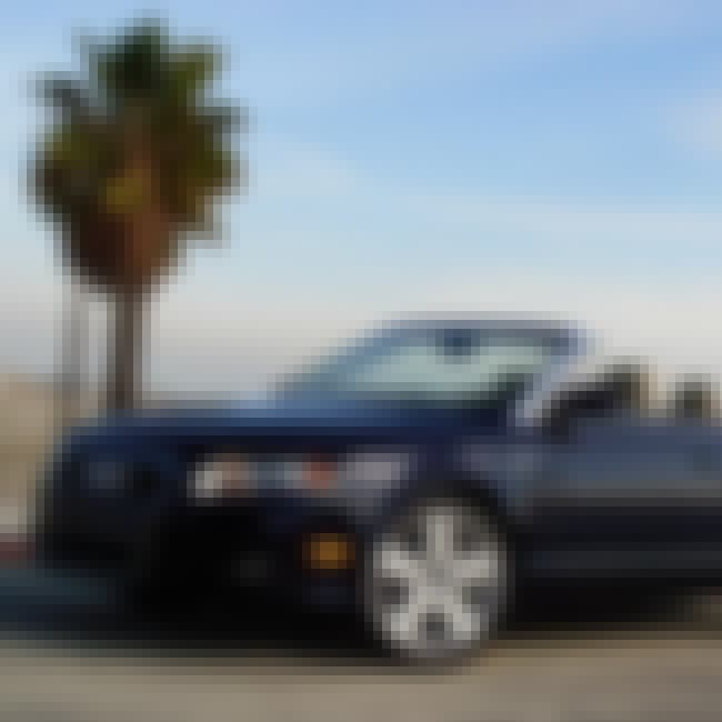 2005 Audi A4 Convertible is listed (or ranked) 3 on the list List of All Cars Made in 2005