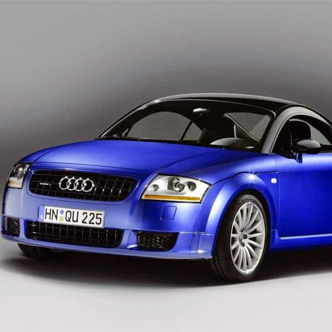 All Audi TT Cars List Of Popular Audi TTs With Pictures Page - 2005 audi tt