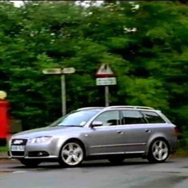 2006 Audi A4 Avant is listed (or ranked) 1 on the list List of Popular Audi Wagons
