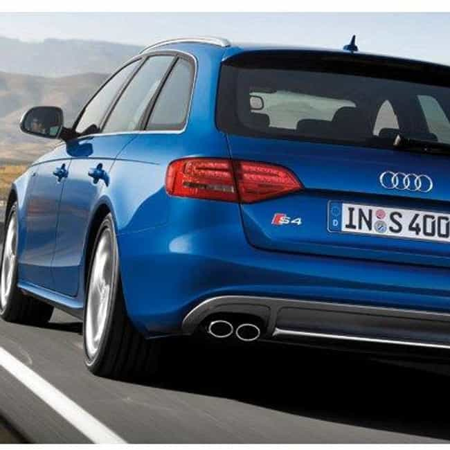 2007 Audi S4 Avant is listed (or ranked) 4 on the list The Best Audi S4s of All Time