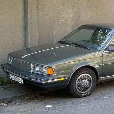 1985 Buick Century Sedan