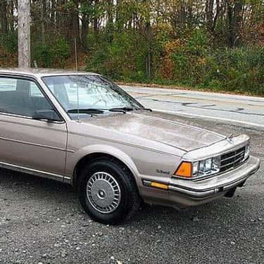 1985 Buick Century Coupé