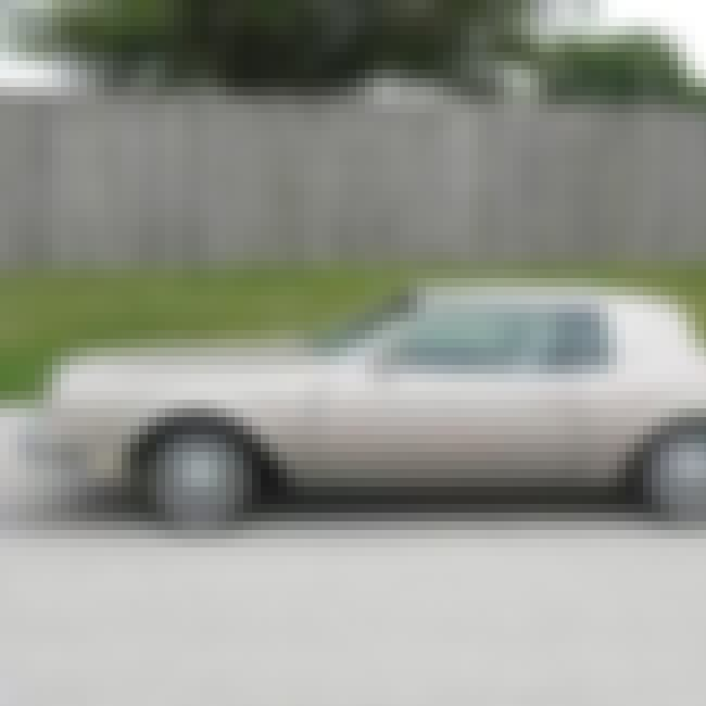 1985 Buick Electra Coupé is listed (or ranked) 4 on the list List of 1985 Buicks