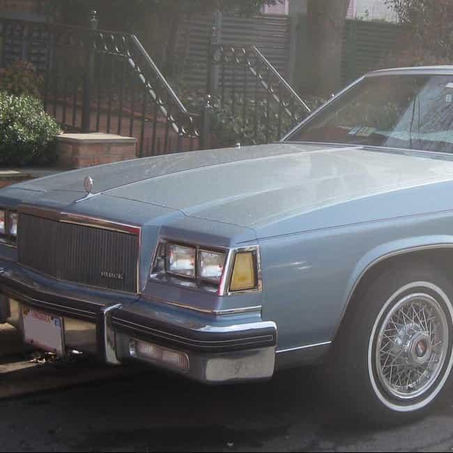 1985 Buick Lesabre Coupé