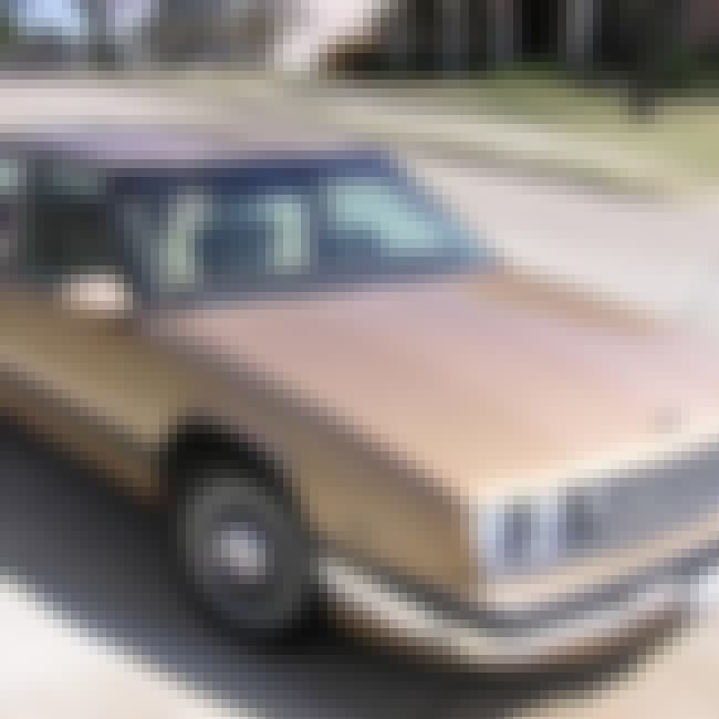 1986 Buick LeSabre Sedan is listed (or ranked) 5 on the list List of Popular Buick LeSabres