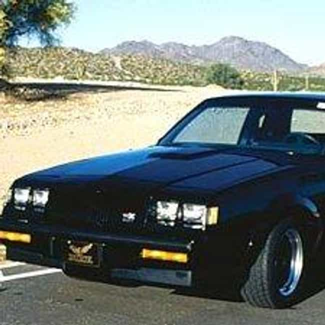 1985 Buick Regal Coup&ea... is listed (or ranked) 1 on the list List of Popular Buick Regals