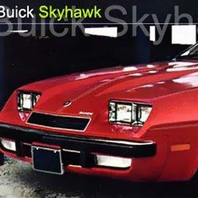 List Of Popular Buick Skyhawks