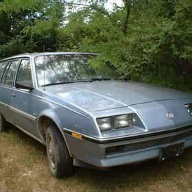 1986 Buick Skyhawk Station Wagon