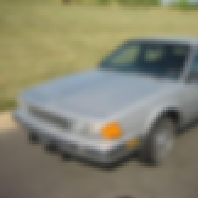 1987 Buick Century Sedan is listed (or ranked) 2 on the list List of 1987 Buicks