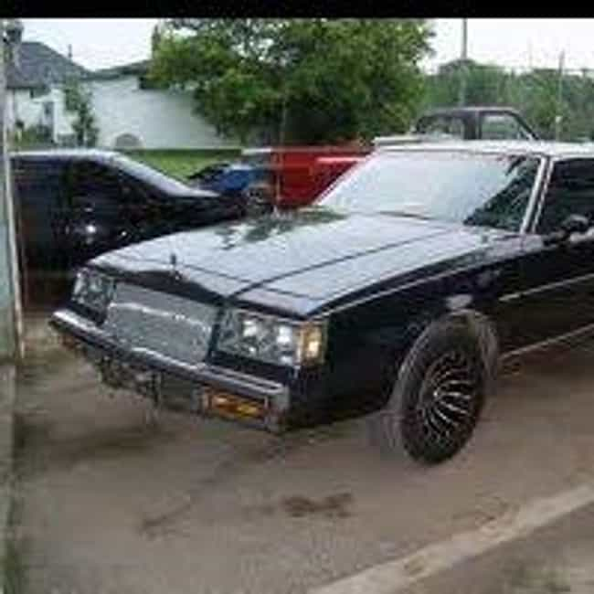 1987 Buick Century Coup&... is listed (or ranked) 1 on the list List of 1987 Buicks