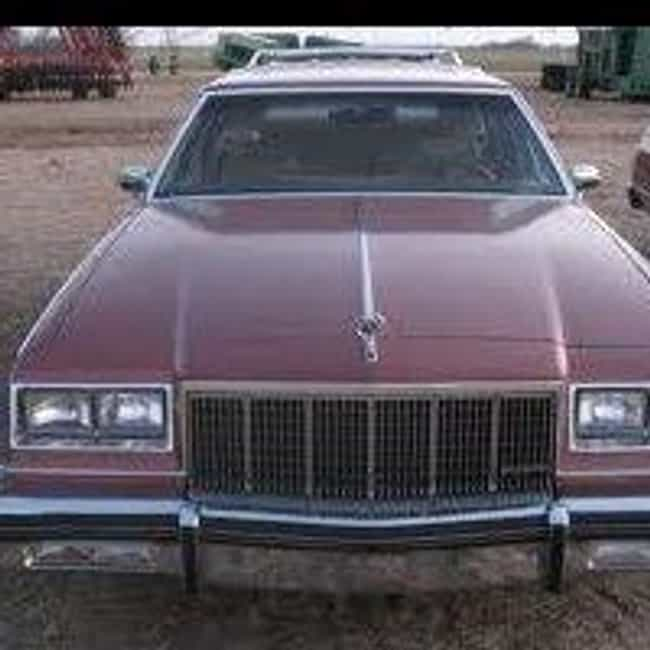 1987 Buick Electra Coup&... is listed (or ranked) 4 on the list List of 1987 Buicks