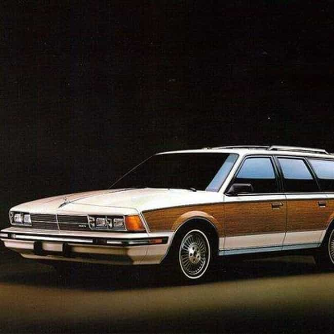 1988 Buick Century Station Wag... is listed (or ranked) 3 on the list List of 1988 Buicks