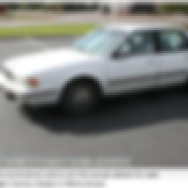 1989 Buick Century Sedan is listed (or ranked) 2 on the list List of 1989 Buicks