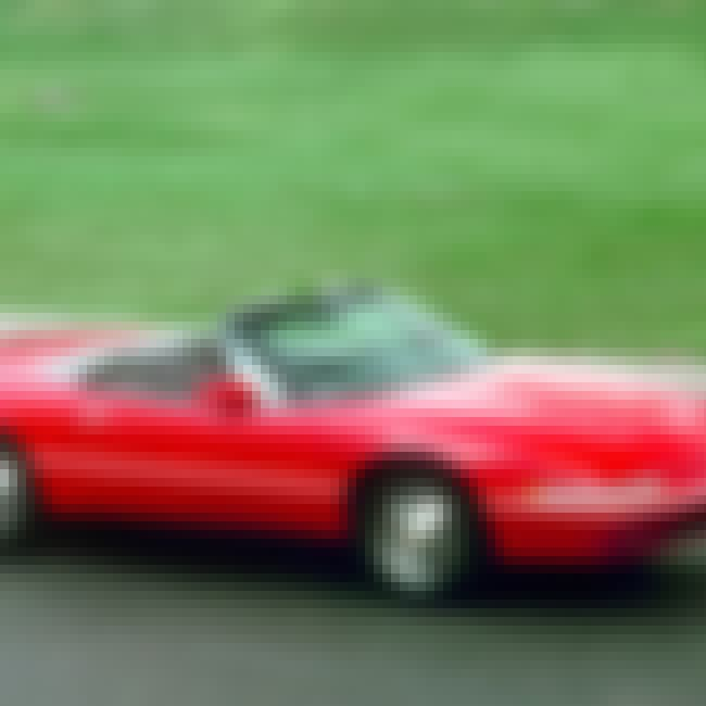 1988 Buick Reatta Convertible is listed (or ranked) 1 on the list List of Popular Buick Reattas