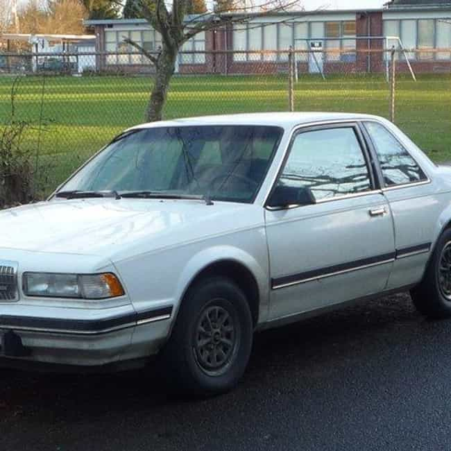 1990 Buick Century Coup&... is listed (or ranked) 1 on the list List of 1990 Buicks