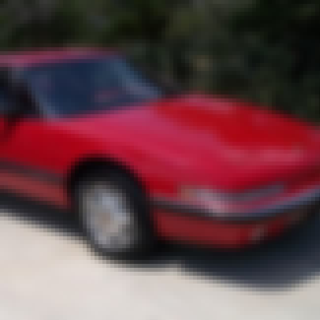 1991 Buick Reatta Coupé is listed (or ranked) 8 on the list List of Popular Buick Reattas