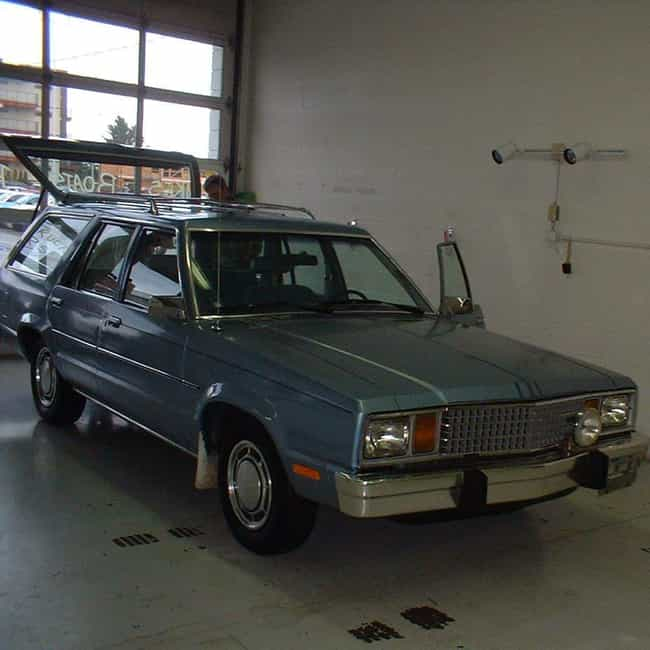 1992 Buick Century Station Wag... is listed (or ranked) 3 on the list List of 1992 Buicks
