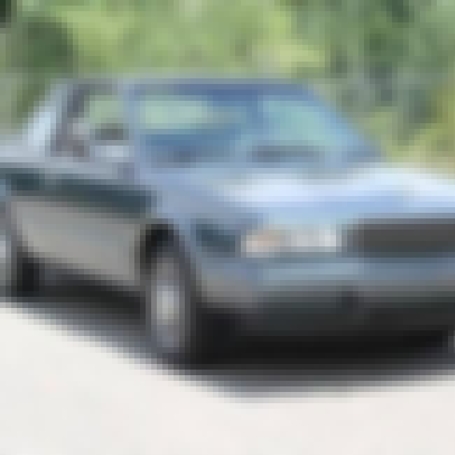 1993 Buick Century Coupé is listed (or ranked) 1 on the list List of 1993 Buicks