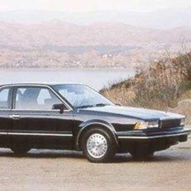 1995 Buick Century Coupé Is Listed Or Ranked 1 On The List Of