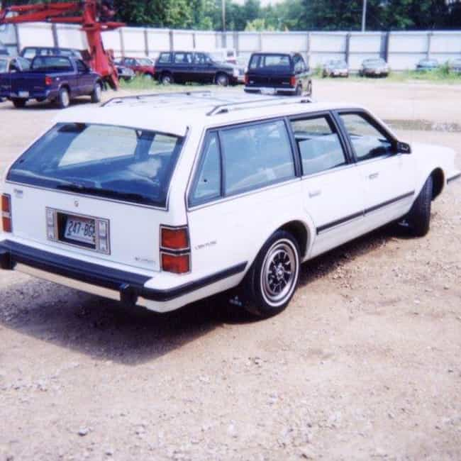 1995 Buick Century Station Wag... is listed (or ranked) 3 on the list List of 1995 Buicks