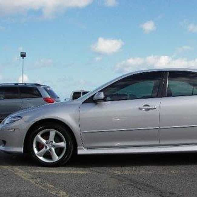 2005 Mazda 6 Sedan is listed (or ranked) 4 on the list List of Popular Mazda Mazda6s