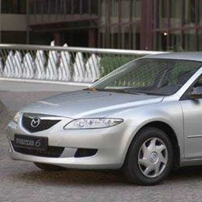 2004 Mazda 6 Sedan is listed (or ranked) 2 on the list List of Popular Mazda Mazda6s