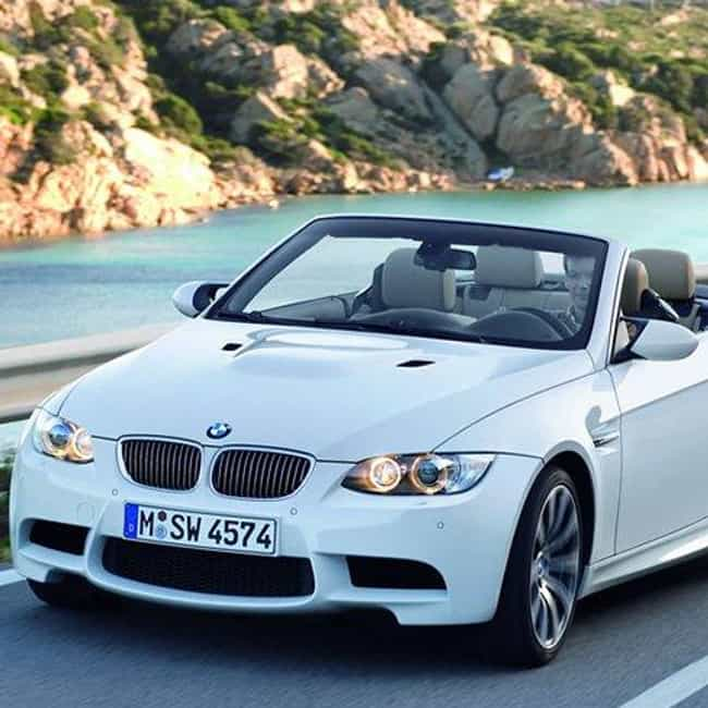 2008 BMW M3 Convertible is listed (or ranked) 5 on the list List of Popular BMW M3s