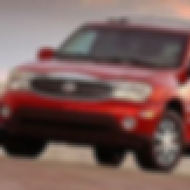 2006 Buick Rainier SUV 2WD is listed (or ranked) 5 on the list List of 2006 Buicks