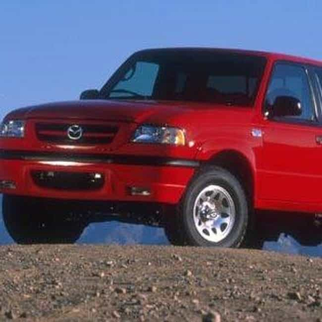 2002 Mazda B3000 Pickup 2WD is listed (or ranked) 3 on the list List of 2002 Mazdas