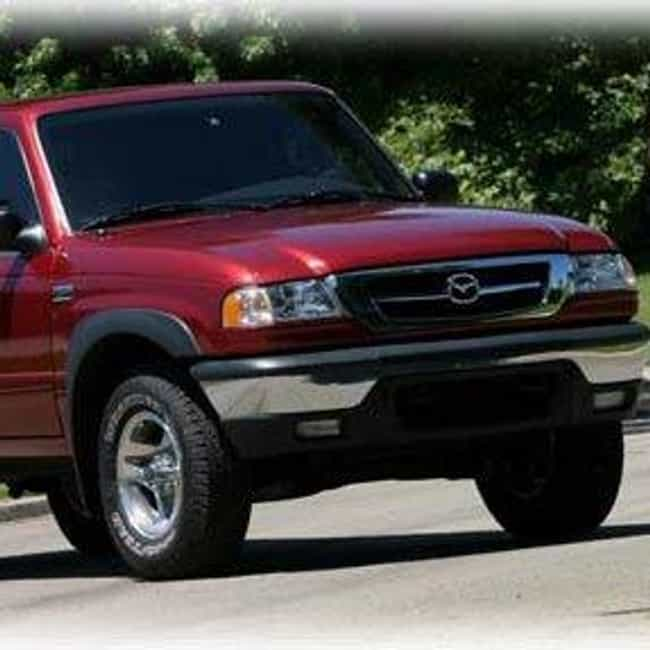 2002 Mazda B3000 Pickup 2WD FF... is listed (or ranked) 4 on the list List of 2002 Mazdas