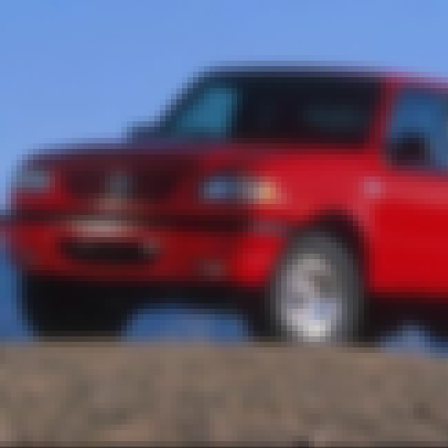 2001 Mazda B3000 Pickup 2WD is listed (or ranked) 4 on the list List of 2001 Mazdas