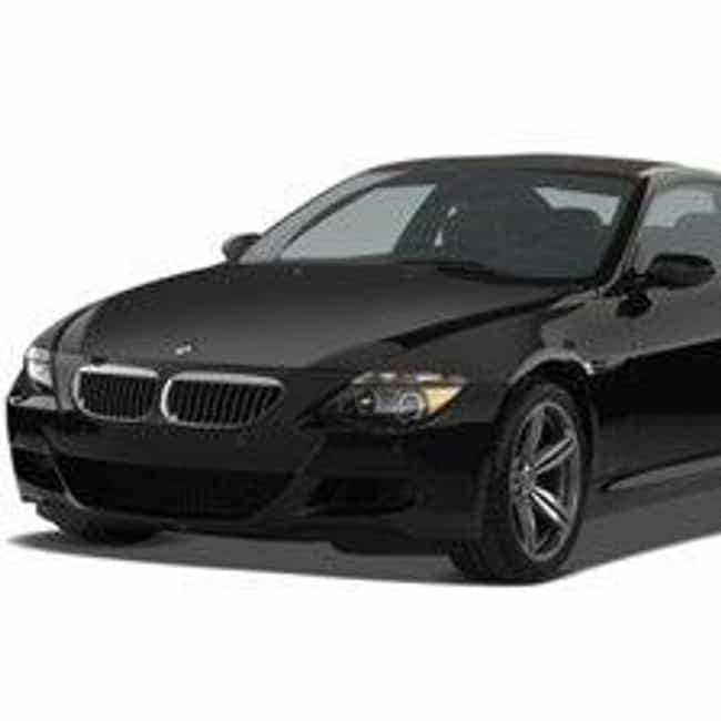 2007 BMW M6 Coupé is listed (or ranked) 2 on the list List of Popular BMW M6s