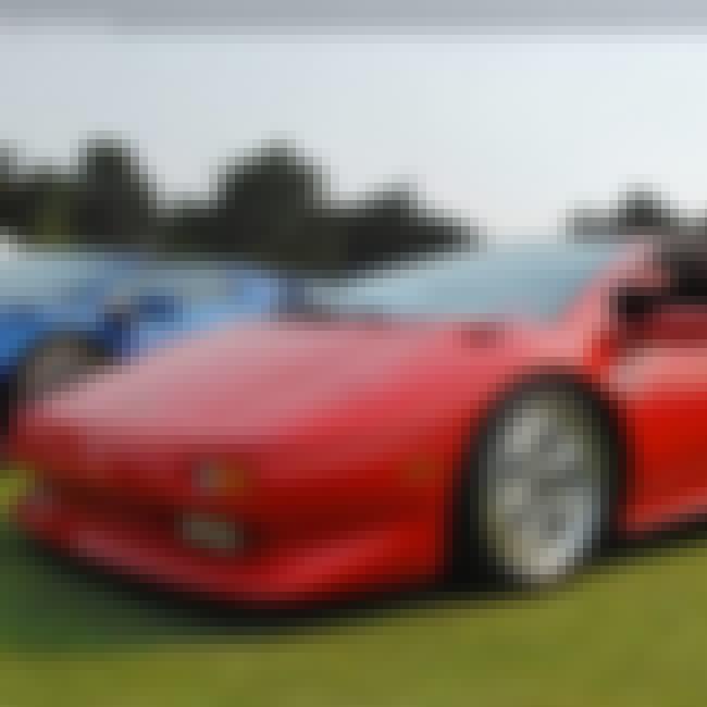 1991 Lamborghini Diablo Coupé is listed (or ranked) 3 on the list List of Popular Lamborghini Diablos