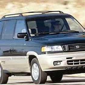 1998 Mazda MPV SUV 2WD