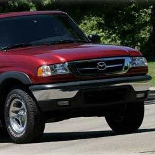 1996 Mazda B2300 Pickup 2WD is listed (or ranked) 2 on the list List of 1996 Mazdas