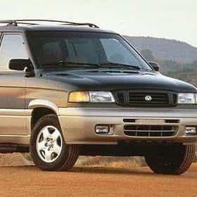 1996 Mazda MPV Sport utility vehicle