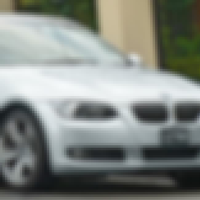 2006 BMW 325 Coupé is listed (or ranked) 2 on the list List of 2006 BMWs