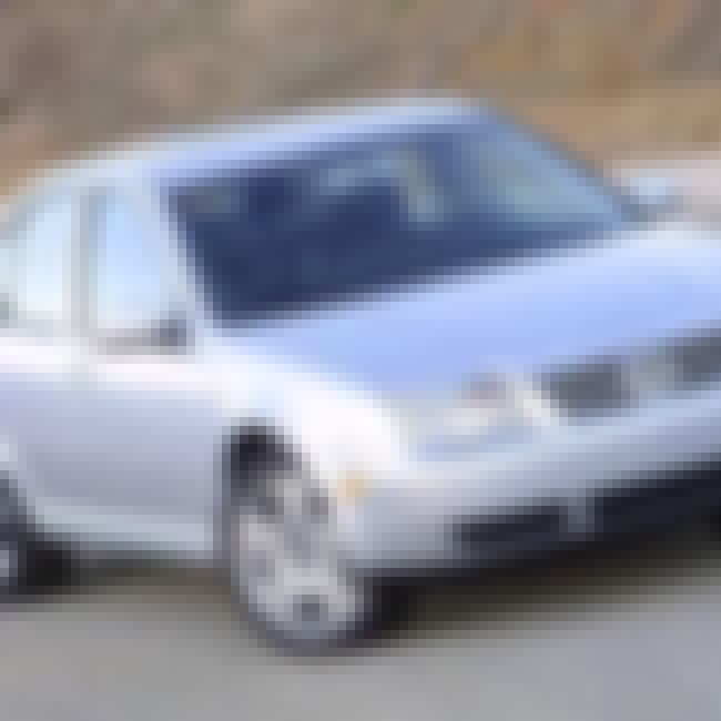 2003 Volkswagen Jetta Sedan is listed (or ranked) 4 on the list The Best Volkswagen Jettas of All Time