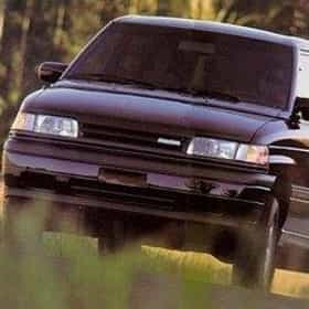 1994 Mazda MPV Sport utility vehicle